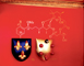 GIFT-Coat of arms; Catherine de Me`dicis;  2002